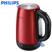 飞利浦(PHILIPS) 电水壶 HD9331/60 保温家用烧水壶 304食品级不锈钢双层