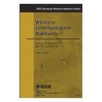 【预订】Wireless Communication Standards: A Study of IEEE 802.1