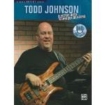【预订】Todd Johnson Electric Bass Technique Builders