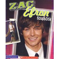 Zac Efron Unauthorized Scrapbook (High School Musical) 关于Za