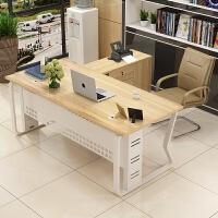 老板办公桌单人办公家具大班台主管桌经理桌总裁桌老板桌简约现代
