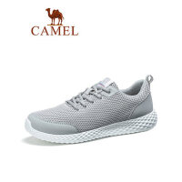 骆驼男鞋春季韩版休闲鞋时尚学生运动鞋百搭旅游鞋健步鞋透气鞋子