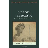 【预订】Vergil in Russia: National Identity and Classical Recep