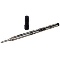 MontBlanc 万宝龙 黑色签字笔芯 宝珠笔芯 0.7 单支装