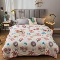 珊瑚绒毯子被子加厚冬季小毛毯床单办公室午睡毯单人宿舍学生绒毯
