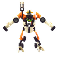 回力�e木�拼�b��和�益智�e木玩具�男孩越野摩托�模型
