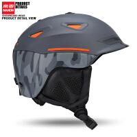 滑雪头盔户外运动装备护具男女款单板双板雪盔