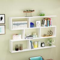 墙上置物架壁挂书架墙架客厅墙面装饰现代简约墙壁柜储物卧室吊柜