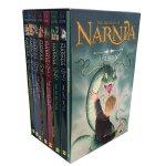 英文原版 纳尼亚传奇8本套装 Chronicles of Narnia 8 Book Box Set