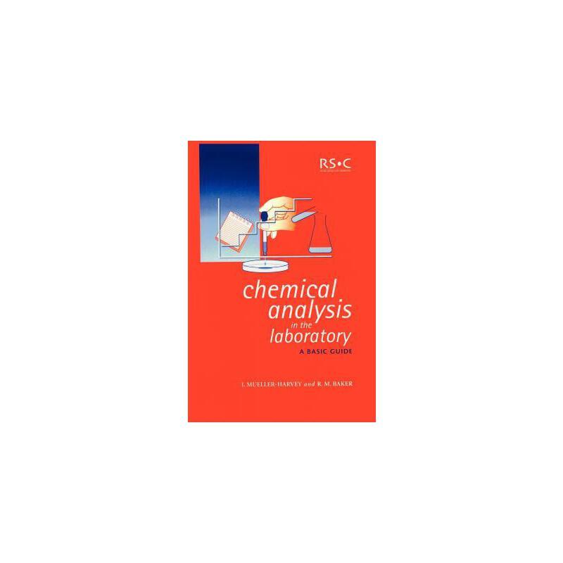 【预订】Chemical Analysis in the Laboratory: A Basic Guide 预订商品,需要1-3个月发货,非质量问题不接受退换货。