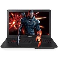 华硕(ASUS) N551VW6700 15.6英寸笔记本电脑 游戏本 (i7-6700HQ 8G 7200转高速1TB GTX960M 4G独显 1080P高清
