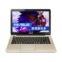华硕(ASUS)X455YI7010 14英寸笔记本电脑(E1-7010 4G内存 500G硬盘 R5-M320独显2G)