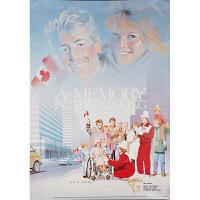 1988年卡尔加里冬奥会电影海报