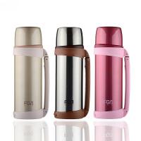富光真空旅行保温壶 琥珀FZ6024-1000 保温水壶 不锈钢水瓶