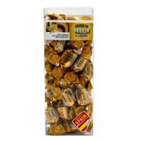 可飒 糖果 西班牙原装进口 香草味奶糖 大长方体 220g