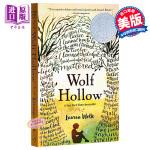 狼洞之夜 英文原版 Wolf Hollow 2017年纽伯瑞银奖 儿童文学小说 8-12岁