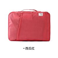 旅行收纳袋衣物整理袋衣服打包袋子行李收纳包旅游出差防水手提包