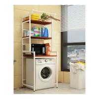 滚筒洗衣机置物架卫生间厕所落地收纳架子阳台储物架厨房整理层架
