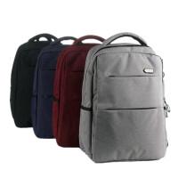 包邮康百背包 BAG001男女士双肩包 商务出差背包 休闲USB充电接口电脑包 学生书包 旅行背包