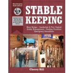 【预订】Stablekeeping: A Visual Guide to Safe and Healthy Horse