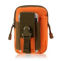户外战术腰包多功能运动跑步帆布腰包男女军迷挂包穿皮带手机小包