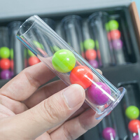 小乖蛋 小科学家 逻辑思维训练益智类玩具 颜色认知手眼协调桌游