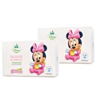【当当自营】Disneybaby 迪士尼宝宝 婴儿香橙洗衣皂100g*2块 宝宝儿童洗衣皂