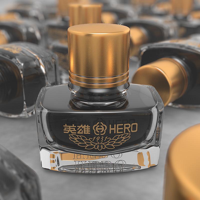英雄HERO墨水 50ML 204 钢笔墨水