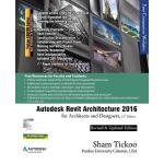 【预订】Autodesk Revit Architecture 2016 for Architects and Des