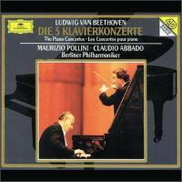 [现货]贝多芬:钢琴协奏曲全集