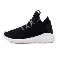 adidas/阿迪达斯三叶草TubularDawn黑白小椰子女子休闲跑步鞋BY2123