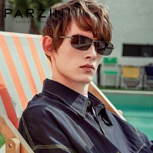 帕森2019新款太阳镜 潮男眼镜偏光镜 运动骑行驾驶司机镜墨镜