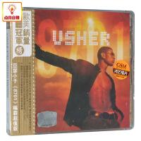 正版音乐现货亚瑟小子8701CD VCD称霸超值版Usher鸿艺