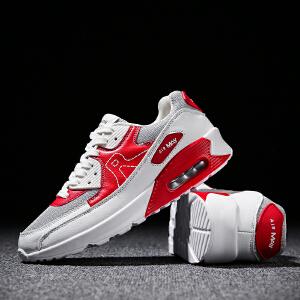 男鞋气垫鞋秋季新款男士运动鞋减震跑步鞋休闲鞋韩版跑步鞋