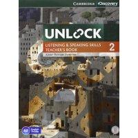 Unlock Level 2 Listening and Speaking Skills Teacher's