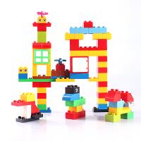 惠美大颗粒积木HM158 早教拼装儿童益智积木 大颗粒塑料拼装积木