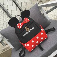 小可爱儿童书包幼儿园宝宝背包1-3-5岁男女旅游双肩包女童包包