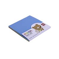 得力(deli) 66308 彩色手工纸 折纸 手工剪纸 儿童手工DIY彩纸剪纸(10*10cm/50张) 当当自营