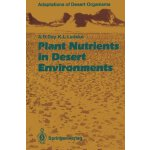 Plant Nutrients in Desert Environments (Adaptations of Dese