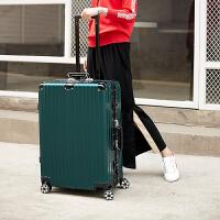 铝框拉杆箱行李箱男女万向轮韩版大学生潮28寸登机箱旅行箱大皮箱