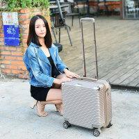 18寸旅行箱包拉杆箱男个性密码箱小行李箱女学生韩版万向轮迷你箱