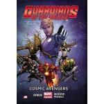 【中商原版】银河护卫队1 英文原版 Guardians of the Galaxy Volume 1: Cosmic