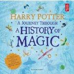 哈利波特 一场魔法历史的旅程 魔法史之旅 英文原版 Harry Potter A Journey Through A