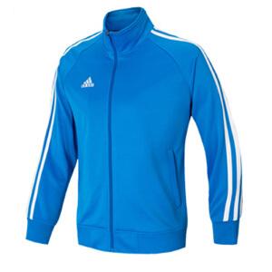 adidas/阿迪达斯男士 男装  运动夹克经典三条纹外套
