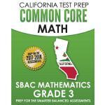 【预订】California Test Prep Common Core Math Sbac Mathematics