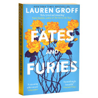 【中商原版】命运与躁动 英文原版 Fates and Furies Lauren Groff Windmill Book