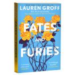 【中商原版】命运与躁动 英文原版 Fates and Furies Lauren Groff Windmill Boo