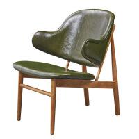 北欧咖啡厅沙发椅网红甜品奶茶店星巴克必胜客休息区接待实木桌椅