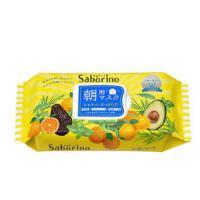 日本Saborino早安60秒懒人保湿面膜清爽醒肤滋养32片