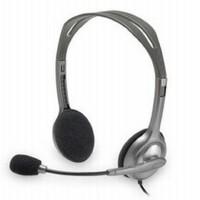 Logitech/罗技 H111电脑耳机麦克风 多功能立体声耳机耳麦 全国联保 全新盒装正品
